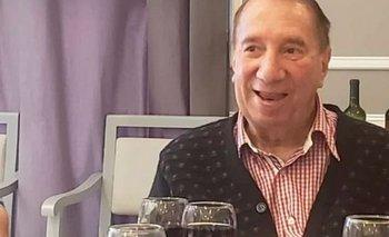 """El saludo viral de Carlos Bilardo por Año Nuevo: """"Sigan siendo amigos""""   En redes"""