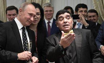 Putin confirmó el envío regular de vacunas a la Argentina | Vacuna del coronavirus
