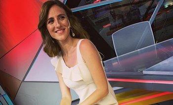 El sorpresivo baile de Carolina Amoroso para recibir el 2021 | En las redes