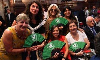 Informe sobre IVE: el 70% de las senadoras votó a favor del proyecto   Aborto legal