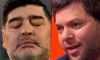 Guido Kaczka habló de su fama y se comparó con Diego Maradona   Televisión