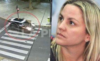 Carolina Píparo: el video de la persecución tras atropellar a los motociclistas | Carolina piparo