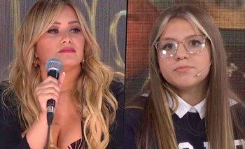 La furia de Karina La Princesita para defender a su hija | Televisión