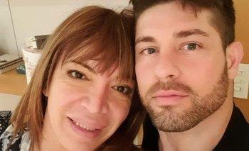 Lizy Tagliani y su novio recrearon una emotiva escena de Titanic   Farándula
