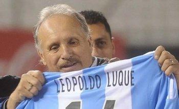 Internaron en terapia intensiva a Leopoldo Luque por coronavirus | Fútbol