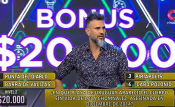 Repudiable: usaron el femicidio de Lola Chomnalez para un juego | Televisión