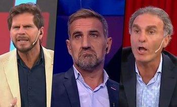 """El Pollo Vignolo y Ruggeri revelaron una interna con Cascini: """"Olvidate""""   Televisión"""