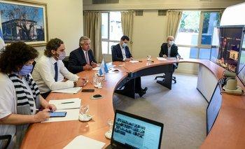 Toque de queda: acuerdo entre Alberto y gobernadores para aplicar restricciones   Coronavirus en argentina