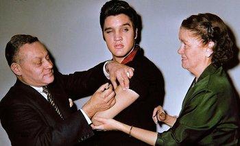El día que Elvis Presley se vacunó para concientizar a la sociedad | Música