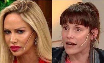 """""""Desquiciada"""": la furiosa pelea de Connie Anasaldi con Luli Salazar   Luciana salazar"""