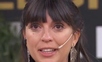 Felicitas Pizarro se fue llorando de El Gran Premio de la Cocina | Televisión