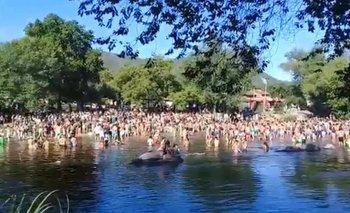 Médicos, furiosos con la imagen de la multitud en Córdoba  | Coronavirus en argentina