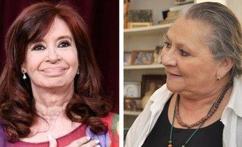 Emotivo: Rita Cortese recordó el día que conoció a Cristina  | Farándula