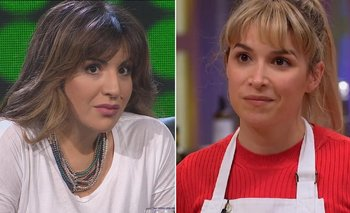 La dura advertencia de Gianinna a Sofi Pachano por Claudia Villafañe | Masterchef celebrity
