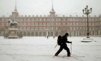 Histórica nevada en España: hay al menos tres muertos | España