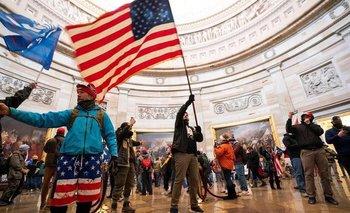 EE.UU: FBI advierte nuevas protestas armadas en la asunción de Biden | Violencia en estados unidos