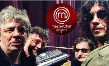 Participantes de MasterChef Celebrity 2: confirman a un rockstar   Masterchef celebrity