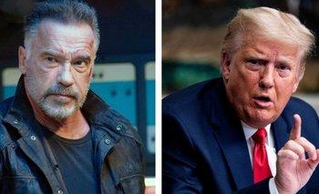 Arnold Schwarzenegger comparó el ataque al Capitolio con el nazismo | Hollywood