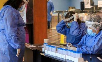 Detectan en Argentina dos variantes brasileñas de coronavirus   Coronavirus en argentina
