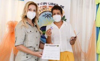 Misiones: Fabiola Yañez continúa con las acciones solidarias | Actividad oficial