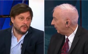 Santoro le puso los puntos a Mauro Viale al aire y lo dejó sin palabras | Televisión