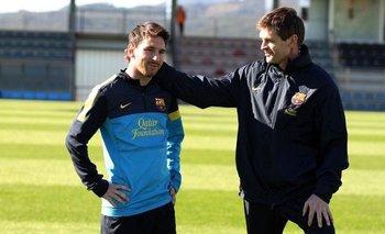 La emoción de Messi tras revivir su última conversación con Tito Vilanova | Lionel messi