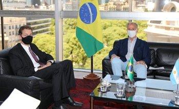 En Brasil aseguran que Argentina no será perjudicada por el trigo | Daniel scioli