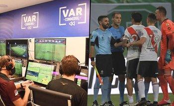 River - Palmeiras: revelan los audios del VAR que generaron polémica | Copa libertadores