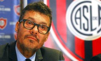 Tinelli debió tomar una importante decisión por pedido del Grupo Clarín | Marcelo tinelli