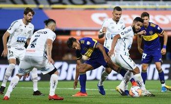 Copa Libertadores: formación de Boca y cómo ver la vuelta contra Santos | Fútbol