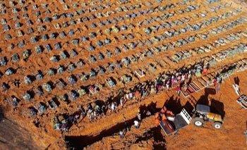 Brasil: Manaos se quedó sin tubos de oxígeno y colapsan los hospitales   Brasil