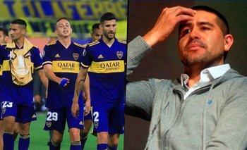 Boca Juniors: quiénes pidieron irse tras la eliminación ante Santos | Boca juniors