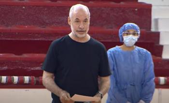Larreta reconoce el rebrote pero insiste en las clases presenciales | Coronavirus en argentina