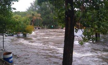 Videos impactantes: así fueron las inundaciones en Córdoba | Córdoba