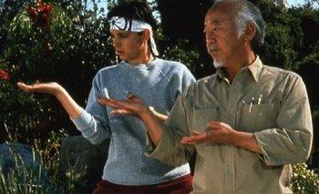 Furor por Cobra Kai: se viene el documental sobre el Sr Miyagi | Cine