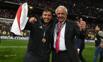 River en alerta: D'Onofrio dijo cuándo definirá Gallardo su futuro | Fútbol