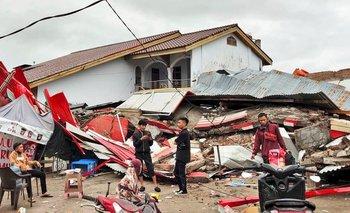 Un potente terremoto en Indonesia deja 34 muertos y cientos de heridos | Fenómenos naturales