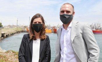 Anses hará obras de ampliación en puerto de Mar del Plata | Fernanda raverta