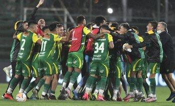 Copa Sudamericana: Defensa y Justicia hizo historia y se clasificó a la final | Copa sudamericana