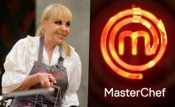 MasterChef: la burla de Claudia Villafañe a un participante que quedó eliminado | Masterchef celebrity