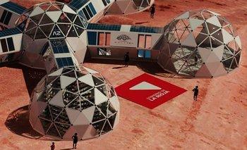 Instalan un simulador de vida en Marte en el desierto de La Rioja  | Espacio exterior