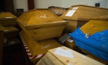 Alemania: los ataúdes se amontonan en los crematorios por el COVID | Coronavirus