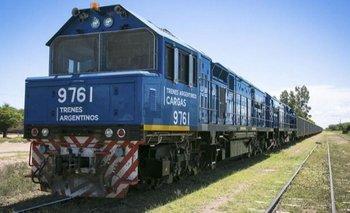 El transporte ferroviario de carga alcanzó en 2020 récord en 10 años | Reactivación productiva