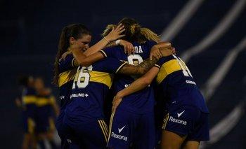 Superclásico Femenino: Boca goleó a River y es el primer campeón profesional | Fútbol femenino