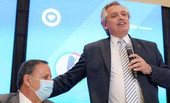 Desde La Rioja apoyan a Alberto Fernández como presidente del PJ | Alberto fernández