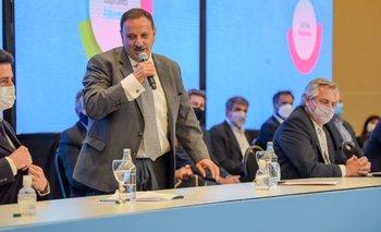 Quiltela ratificó su respaldo al presidente Alberto Fernández  | La rioja