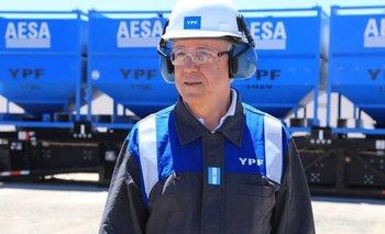 Cómo serán los cambios en YPF tras la salida de Nielsen   Guillermo nielsen