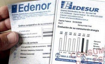 El Gobierno convocó a Edenor y Edesur para renegociar las tarifas | Tarifas