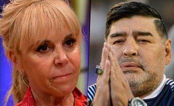 Claudia Villafañe y una desgarradora confesión tras la muerte de Maradona | Medios