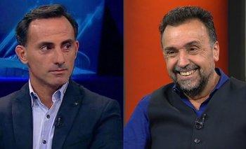 """El día que Roberto Navarro goleó a Diego Latorre: """"No la vio""""   Roberto navarro"""